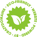 eco friendly seal green
